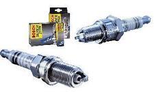 SET OF 4X BOSCH SUPER PLUS SPARK PLUG PLUGS RENAULT SCENIC II 1.4 1.6 16V LPG