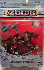 Zoids Zaber Fang #016 Interchangeable Weapon Pack Hasbro 2002 New