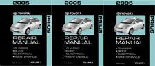 2005 Toyota Prius Shop Service Repair Manual Complete Set