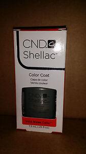 Creative CND Nail Shellac ~ Wild Moss  ~ Soak Off Gel Polish .25 oz