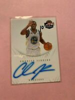 A929 - 2011-12 Panini Past and Present #32 Charles Jenkins Auto