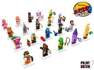 LEGO 71023 MINIFIGURES SERIE THE LEGO MOVIE 2