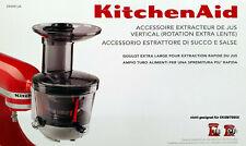 KitchenAid 5KSM1JA Slowjuicer,Entsafter-Aufsatz,-Vorsatz,Küchenmaschinen-Zubehör