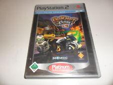 PLAYSTATION 2 PS 2 Ratchet & Clank 3 PLATINUM []