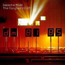 The Singles 81>85 by Depeche Mode (CD, Jan-1999, Mute)