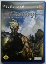 WIZARDRY TALE OF THE FORSAKEN LAND PS2 PLAYSTATION TWO EDIZIONE ITALIANO