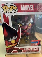 Funko Pop Red Goblin NYCC 2020 Hot Topic Exclusive