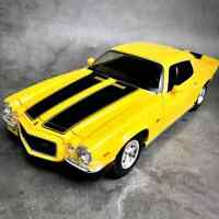 1971 Chevrolet Camaro 1:18 Special Edition Diecast Model Car