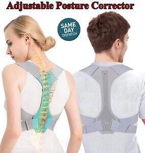 Posture Clavicle Back Support Corrector Back Straight Shoulders Brace Strap