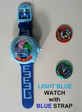 Light Blue (Type U) Yo-Kai Watch (Original Japanese version) with free 2 medals