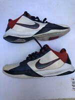 Nike Zoom Kobe 5 V Men's Size 10 USA Olympics Dream Team 386429-103