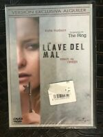LA LLAVE DEL MAL DVD NUEVO KATE HUDSON ESPAÑOL INGLES PORTUGUES UNIVERSAL