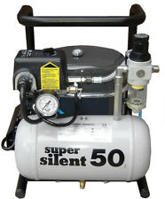 Silentaire Super Silent 50-Tc Air Compressor for Airbrushing