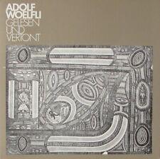 ANTON BRUHIN / ADOLF WOELFLI Gelesen Und Verton LP dubuffet tazartes chopin