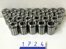 DIN 6388 Form B 32 Set of 26 Collets (1724)