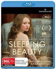 *New & Sealed*  Sleeping Beauty  (Blu-ray, 2013) Emily Browning. Region B Aus