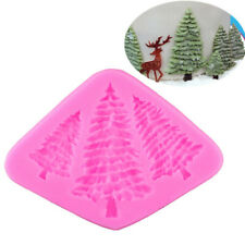 3x Cake Decoration Fondant Cutter Tool Sugarcraft Cookie Paste Biscuit Mold XMas