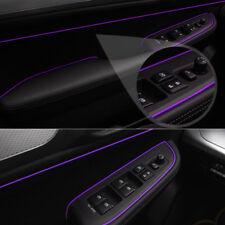 5M Purple Car Interior Trim Dashboard Gap Filter Filler Thread Insert Line Strip