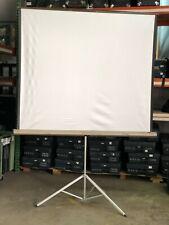 Da-Lite Projector Screen 6'x6' & Tripod (Used)