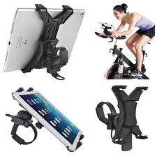 Tablet Holder For Spinning Bike Universal IPad Mount Indoor Gym Equipment New