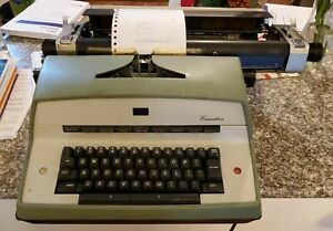 IBM Executive Typewriter 1967 (Tested & Working)
