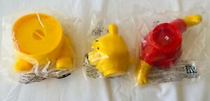 BUILD A WINNIE THE POOH McDonalds Happy Meal Toy 2000 Promotional FREE POST A2