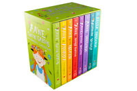 Anne Of Green Gables 8 Books Children Collection Paperback By-Lucy Maud Montgome
