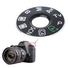 Cámara digital Gorra de interfaz de modo Dial Placa de reemplazo para la reparación d Canon EOS 6D