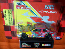 TERRY LABONTE KELLOGG'S CORN FLAKES IRON MAN 1/64 SCALE 1998 RACING CHAMPIONS