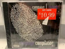 Campaign Record Compilation Vol 1 CD NEW 2007