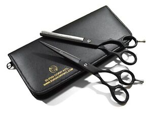 """6.5"""" Professional Barber Salon Hairdressing Shears Haircutting Thinning Scissors"""