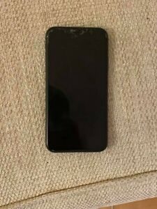 Apple iPhone 11 - 64GB - Black Unlocked DAMAGED (see listing for damage details)