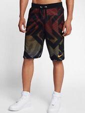 Nike Air Pivot N7 Men's Training Shorts - Size XS BLACK/TOTAL CRIMSON 853978 010