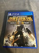 Duke Nukem 3D: 20th Anniversary World Tour  (Sony PlayStation 4 Ps4 Shooter