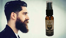 By My Beard - Beard Oil 30ml -Non Greasy Formula, Masculine Frangrance,Soft Hair