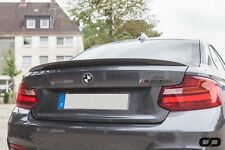 BMW ABS F22  PERFORMANCE BOOT SPOILER WING TRUNK REAR 2 SERIES UK SELLER