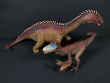 Lote figuras dinosaurios schleich
