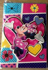 Geburtstagskarte 3 D Glückwunschkarte Disney Minnie Mouse