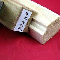 Japanese Ginkgo chamfered plane ginnanmen Kanna woodworking Mold tool 20mm P2249