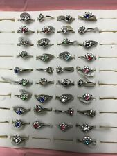 Lot of 38 Assorted Childrens Rings - All Brand New