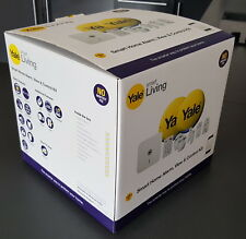 Yale Smart Living Home Alarm View and Control Kit Sr-340 Wireless