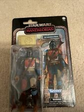Star Wars Black Series Credit Collection Mandalorian 6? Amazon Exclusive In Hand