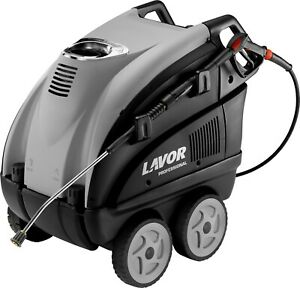 Hot & Cold Water  Industrial Pressure Washer , Lavor NPX 1211 XP 150 Bar Diesel
