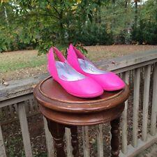 US Size 5 Adidas Jeremy Scott JS Wings HOT FIVE  Ballerina Shoes G43771 HOT PINK