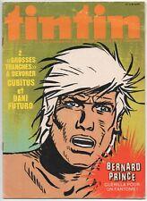TINTIN  7  COMIC MAGAZINE  C. 1972-73  FRENCH  BELGIUM