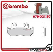 Brembo SC - Pastiglie freno sinterizzate anteriori per Honda CB450S 1986>