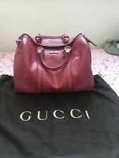 Authentic Gucci Boston bag
