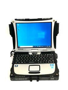 Panasonic Toughbook CF-19 MK 6 Core i5 3320M 2.6GHz 8GB RAM 512GB SSD Win 10 Pro