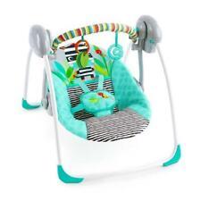 BRIGHT STARTS babywippe babyschauke babynest baby wippe kinder schaukel Zebra