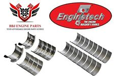 ENGINETECH CHEVY SBC 265 283 327 SMALL JOURNAL CRANK ROD AND MAIN BEARINGS SET